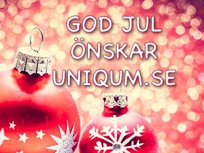 god jul uniqum.se