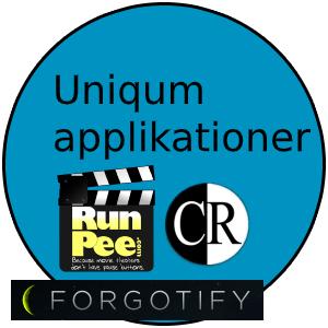 Uniqum applikationer